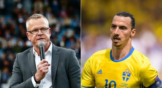 Timnas Swedia Ibrahimovic Tak Ada Dalam Rencana