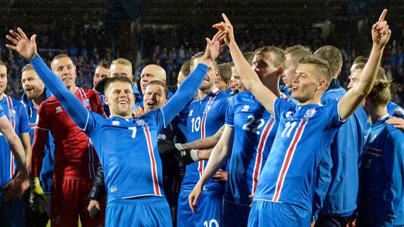 Timnas Islandia Menanti 88 Tahun Lamanya