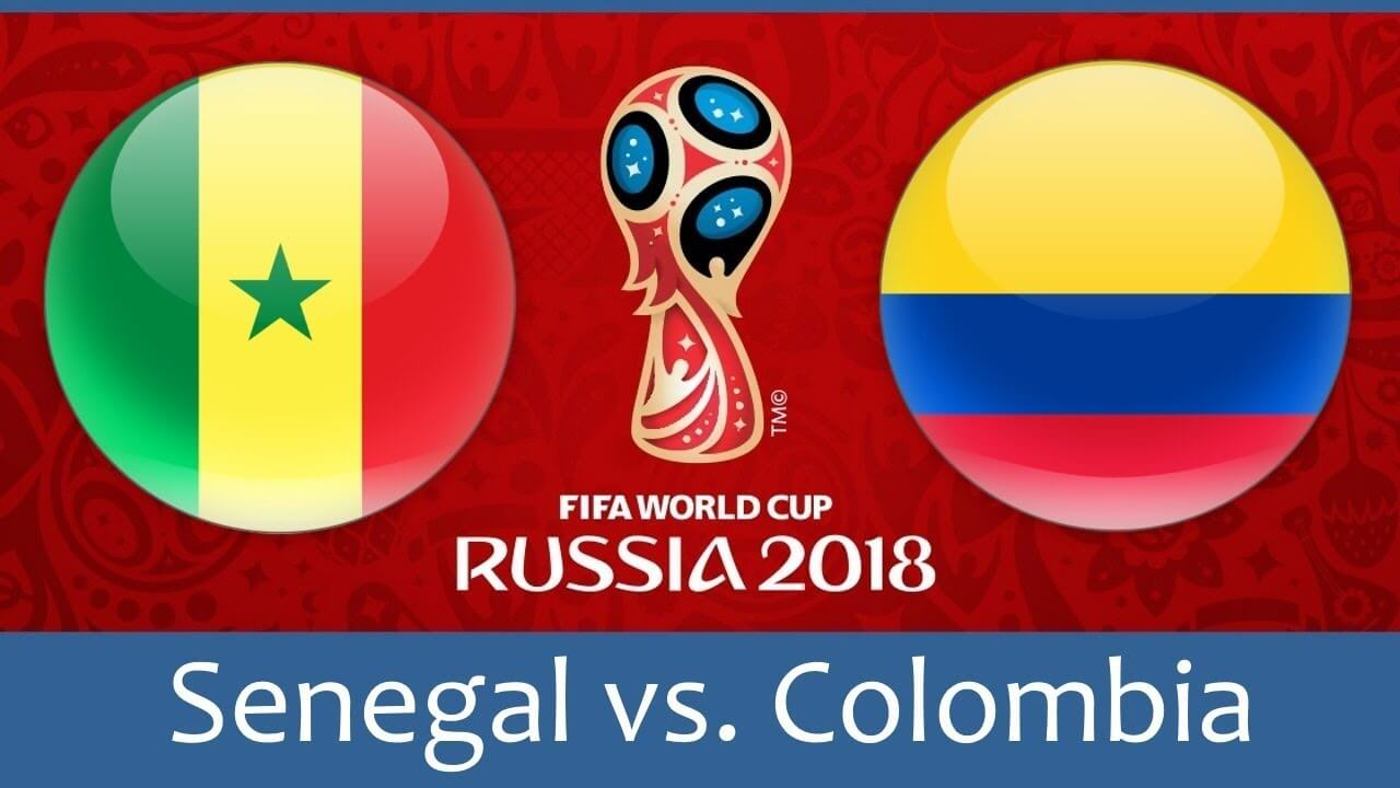Senegal vs Kolombia Piala Dunia 2018 Live Streaming